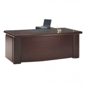 VT-05 Executive Table with Side Cabinet