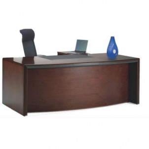 VT-06 Executive Table with Side Cabinet