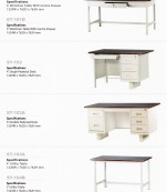 Workman Tables and Desks